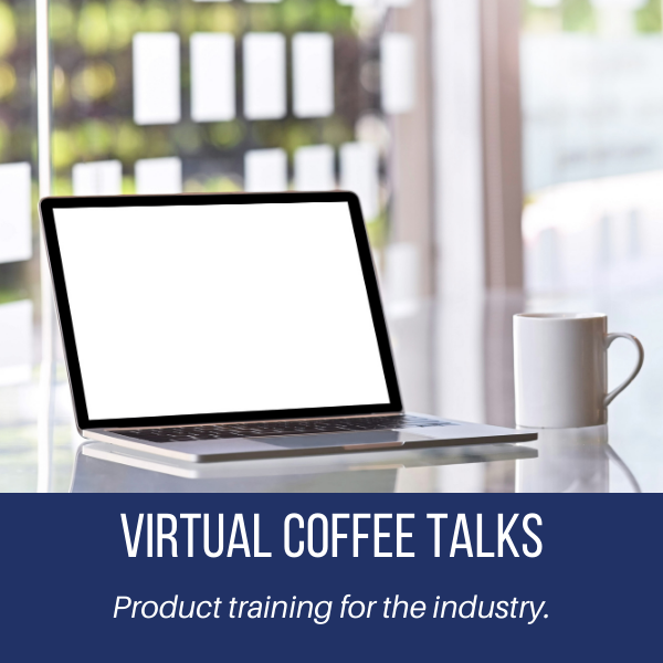 Virtual Coffee Talks